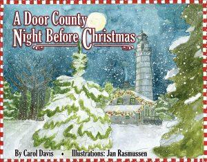 Christmas Book Cover