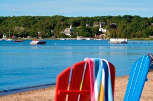 waterfront resort Door County